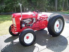 1958 Ford 801 Select-O-Speed for sale Antique Tractors, Vintage Tractors, Old Tractors, Vintage Farm, Antique Cars, Small Garden Tractor, Tractor Accessories, New Tractor, Tractor Attachments