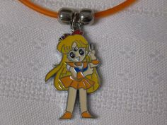 Sailor Venus necklace. $4.99