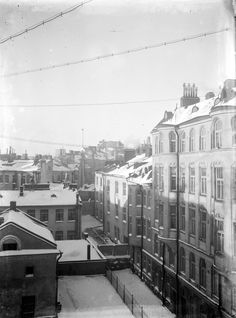 Katajanokka, Helsinki, 1911 | Flickr - Photo Sharing!