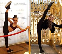 2013 >> 2014 Maddie is improving so much!