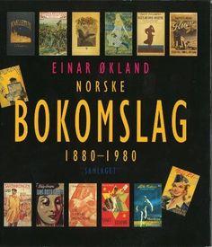 Norske bokomslag 1880-1980 av Einar Økland