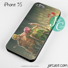 Clash of Clans Barbarian & Archer Phone case for iPhone 4/4s/5/5c/5s/6/6 plus