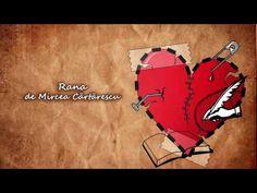 Mircea Cartarescu, Rana, lectura Maia Martin, video