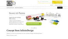 InfinitoDesign presenta il CONCEPTSTORE del DESIGN MULTIDISCIPLINARE ITALIANO. Nato da un'idea visionaria, nel territorio di Parma con la storicità delle sue tradizioni, il primo Concept Store interamente Made in Italy, ideato e realizzato da InfinitoDesign. Uno Store Online unico del Design Multidisciplinare che offre una vetrina di prodotti di design innovativi italiani. - Buona Visione: http://conceptstore.infinitodesign.it