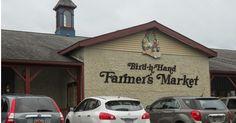 Bird-in-Hand Farmers Market | Pennsylvania Dutch Country | Lancaster, PA