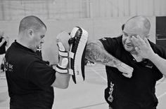 Developing the self through martial arts with Wayne Poulter   #personaldevelopment #martialarts