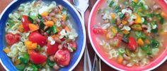 Minestrone  Freunde am Kochen Salsa, Mexican, Ethnic Recipes, Blog, Beautiful, Italian Soup, Friends, Cooking, Salsa Music