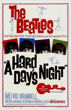 Qué noche la de aquel día, de Richard Lester, 1964.