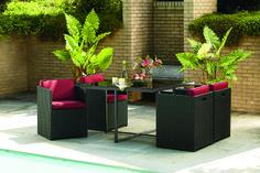 La-Z-Boy Outdoor's Emett seating set