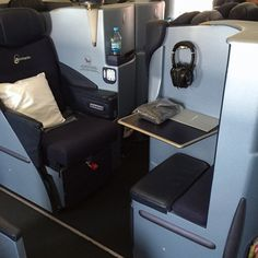 Air Berlin A330 Business Class Review Berlin TXL to NYC JFK #TravelSort