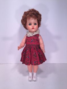 Vintage 14 inch Tall Baby Doll