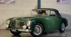 1948 Fiat 1100 - B Cabriolet Stabilimenti Farina