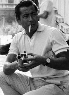 Toshirō Mifune - Venice - 1961