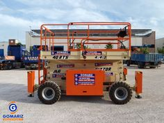 Scissor lift JLG 40RTS for sale. Year: 1998. Height: 12m.