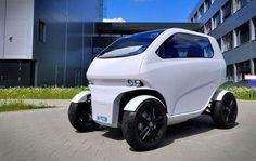 EOscc2 Flexible Micro Car for Cities  , - ,   EOscc2 Flexible ...