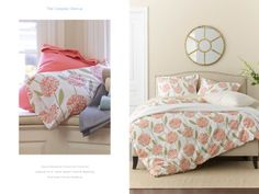 Alexa Coverlet, Legends 6 oz. Flannel Bedding, and Charlotte Flannel Bedding