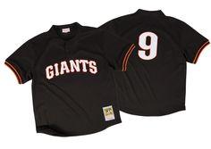 mitchell & ness Matt Williams 1995 Authentic Mesh BP Jersey San Francisco Giants