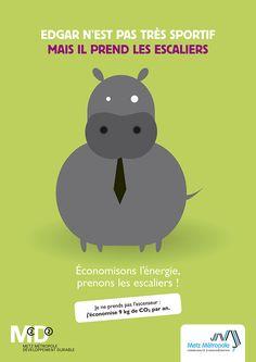 Metz Métropole - Campagne « Économisons l'énergie »