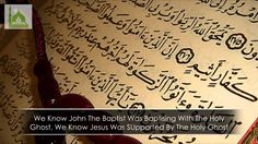 Prophet Muhammad Mentioned In The Bible