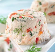 Scrumpdillyicious: Salmon Mousse with Dill