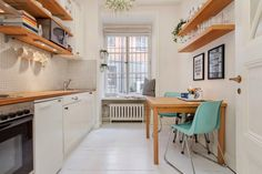 HOME: mieszkanie z antresolą