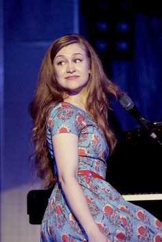 joanna newsom: hair goal, seriously beautiful layers