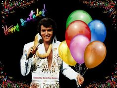 Elvis Birthday Cards for Facebook | Birthday Cards