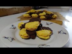 Simple and fast homemade tea pastry Homemade Tea, Waffles, Food And Drink, Cookies, Simple, Breakfast, Youtube, Desserts, Tv