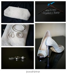 Crystal and Tony July Wedding + Andover Country Club + Merrimack College + Bling