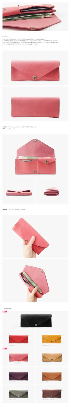 Wallet by TANZO || Complete with pockets for bills, cards and coins. I may add a pocket in the back for cellphone.
