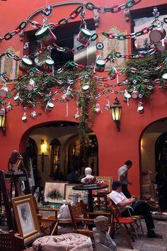Mercado de Antigüedades de la Juárez