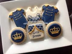 Etsy listing at http://www.etsy.com/listing/169548719/1-dozen-little-prince-royal-baby-shower