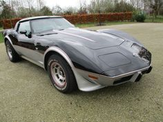 Chevrolet corvette stingray 1975