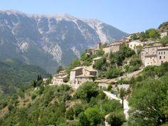 Brantes, Village of Mont Ventoux -