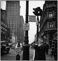 New York City, 1949. By Elliott Erwitt