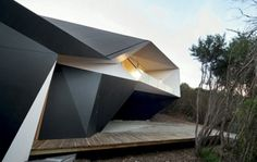 The Klein Bottle House
