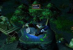 New Hero Release-Kaolin, the Earth Spirit in DotA
