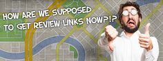 how to get Google review links after the Google Plus update