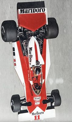 James Hunt McLaren Ford 1976