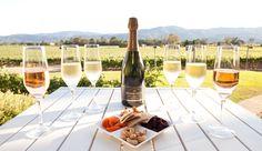 WINE: Champagne Options in Napa [http://www.winecountrygetaways.com/wine-regions/napa-valley/champagne-sparkling-wine-trail/]