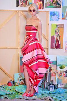 Mis Queridas Fashionistas: Christian Siriano - Resort 2015