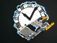 back to the future perler beads - Google Search