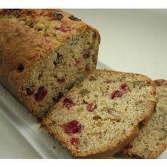 Cranberry Nut Bread II Recipe   Yummly