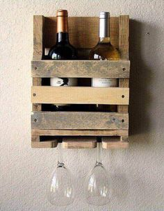 Wine Rack Rate this from 1 to Wine Rack 15 Amazing DIY Wine Rack Ideas Tuscan Wine Rack 16 Bottle Ladders - Set of 3 The Dock that Keeps on Giving DIY