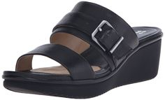Naturalizer Women's Aileen Wedge Slide Sandal * Find out more about the great product at the image link.