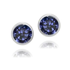 Ponte Povello Stud earrings Sterling Silver Zirconia Tanzanite color 60501006 Ponte Povello http://www.amazon.co.uk/dp/B00BIJ6IM6/ref=cm_sw_r_pi_dp_pZytwb1MGC1HS