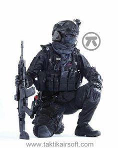 Airsoft hub is a social network that connects people with a passion for airsoft. Talk about the latest airsoft guns, tactical gear or simply share with others on this network Airsoft Gear, Tactical Gear, Military Weapons, Military Art, Military Drawings, Military Special Forces, Futuristic Armour, Combat Gear, Future Soldier