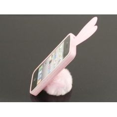Bunny iPhone 4 case - Must have! :-)