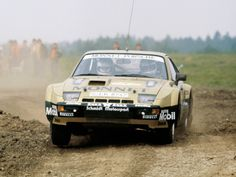 Happy Birthday Walter Röhrl - a true motorsport's great! Rally Drivers, Rally Car, Sport Cars, Race Cars, Porsche 924, Love Car, Car And Driver, Subaru, Carrera