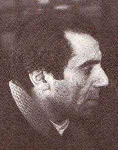 Arthur Adamov (23 de agosto de 1908 - París, 15 de marzo de 1970)
